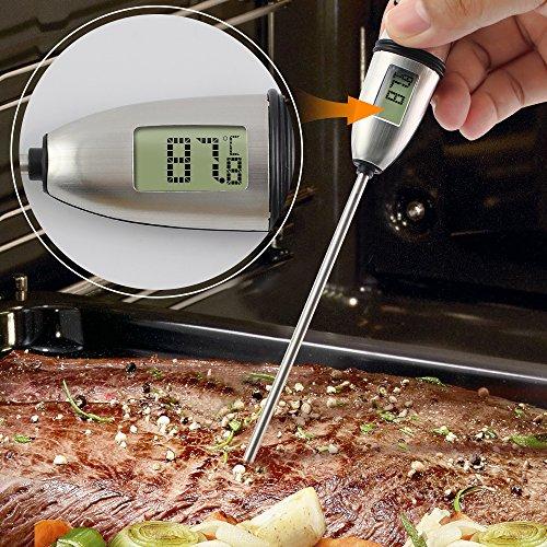 ThermoPro『キッチン料理温度計(TP02S)』