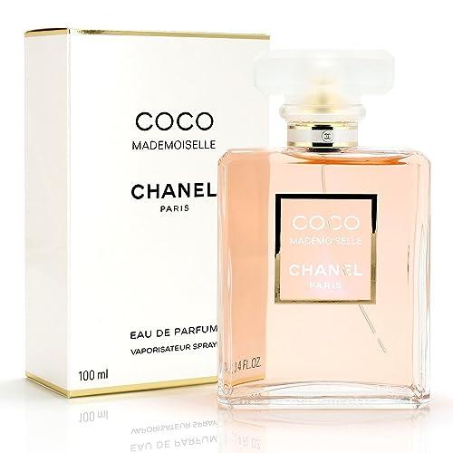 80e2af93d COCO Mademoiselle by_Chanel Eau De Parfum Spray 3.4 FL OZ