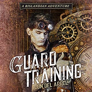 Guard Training      The Steam Knight, Book 2              Written by:                                                                                                                                 Jon Del Arroz                               Narrated by:                                                                                                                                 Joseph Ciappetta                      Length: 1 hr and 46 mins     Not rated yet     Overall 0.0