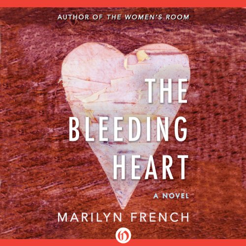 The Bleeding Heart audiobook cover art