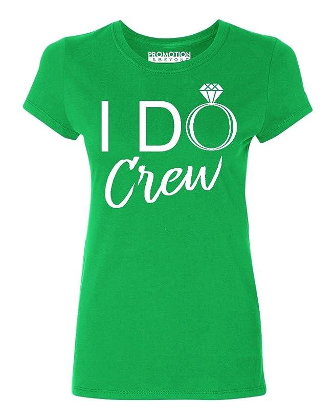 P&B I Do Crew Funny Wedding Women's T-shirt