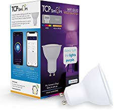 TCP Smart Wi-Fi LED Lightbulb GU10 Warm White & Colour Changing Dimmable