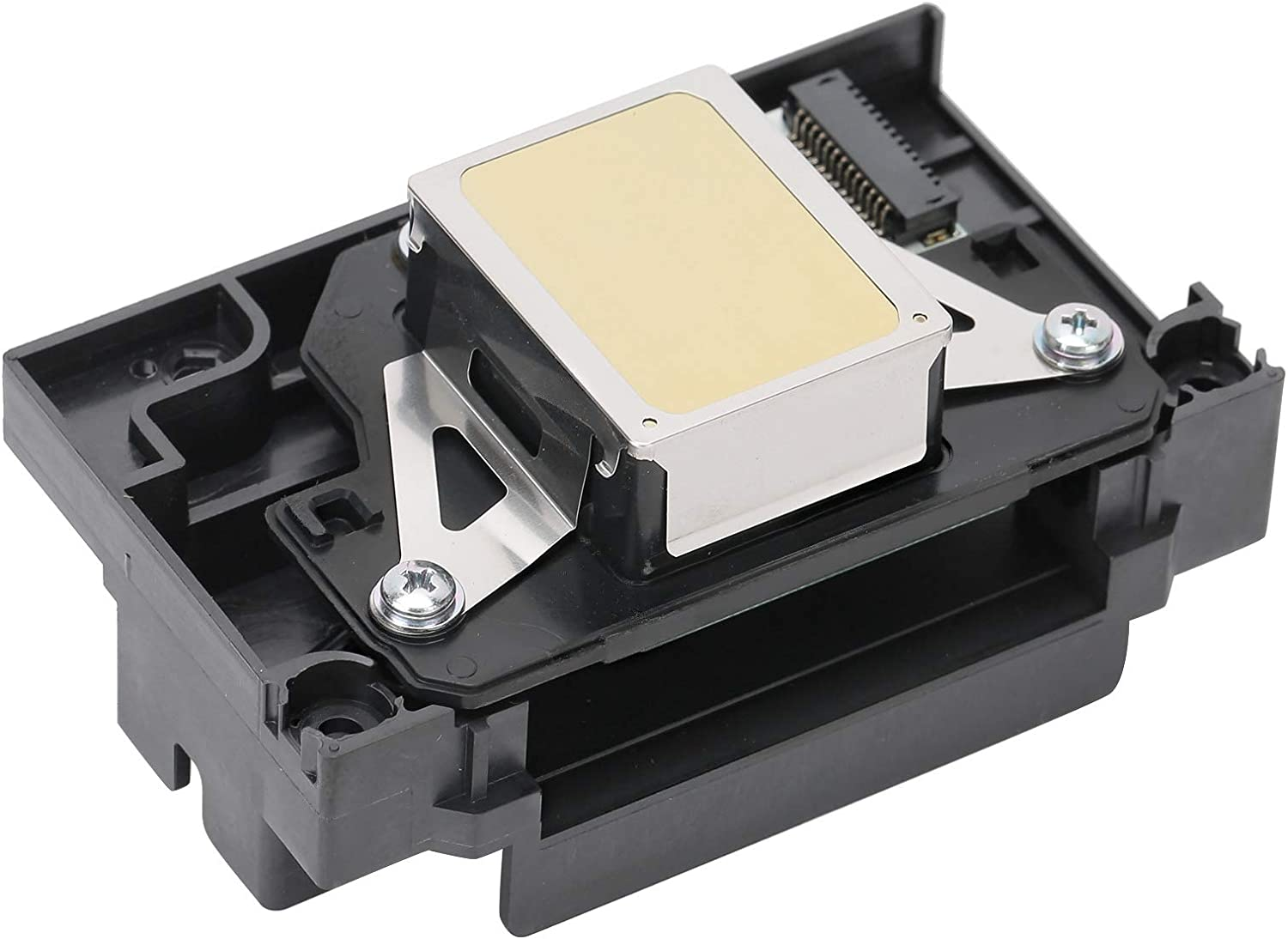 Dilwe1 Durable Printer Head, Replacement Accessory for L801 L800 L805 TX650 R290 T50 R330, Easy to Install (L800)