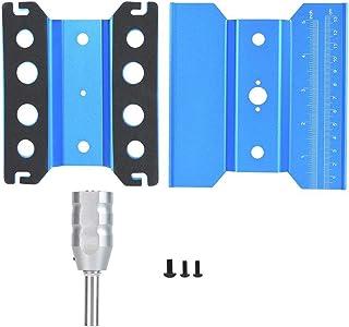 Modelauto reparatiestation, 1:10 1: 8 RC auto reparatiestation, RC Truck voor RC auto RC Model RC speelgoed(blue)