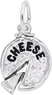 Sponsored Ad - Cheese Charm, Charms for Bracelets and Necklaces