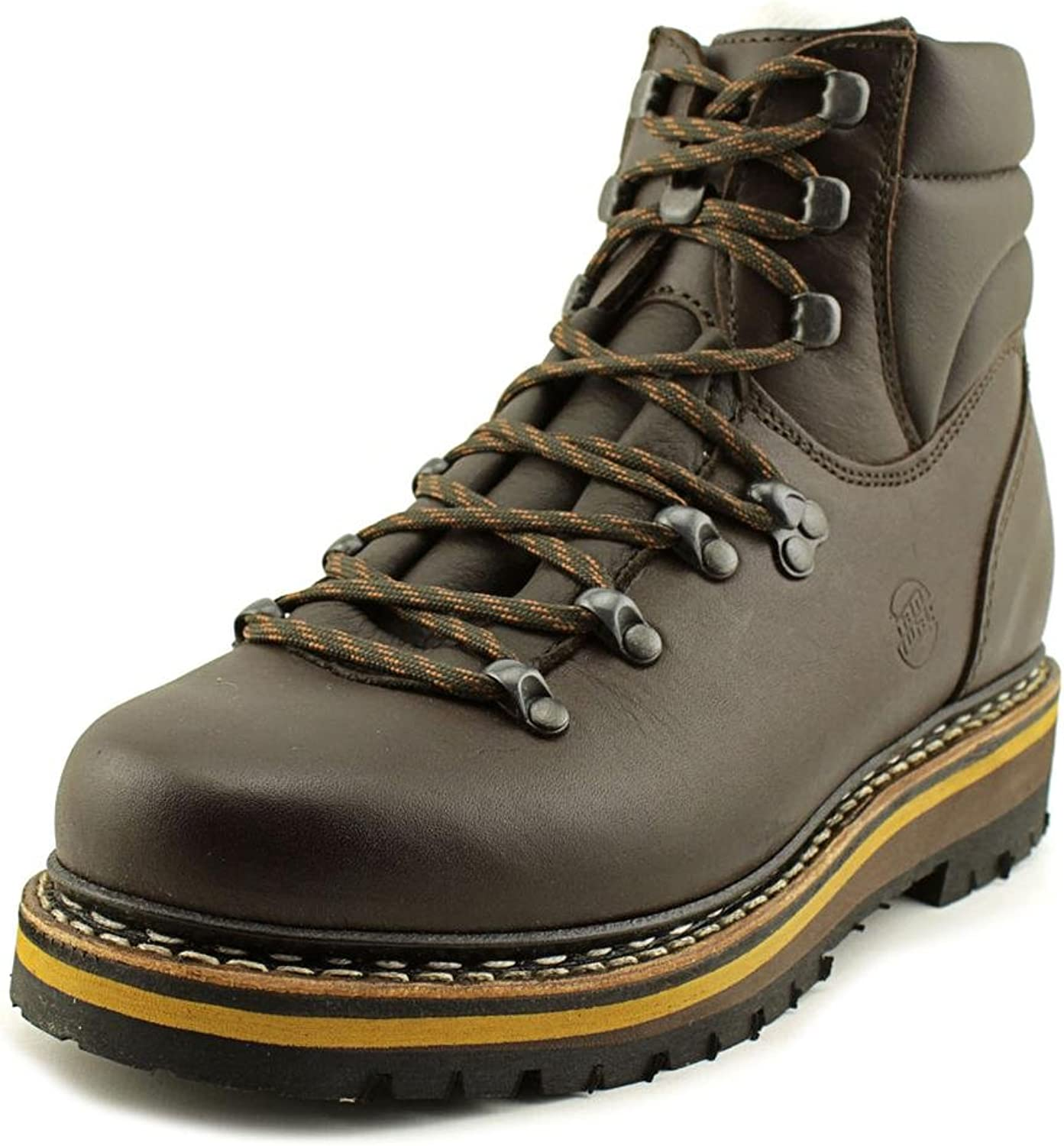 Hanwag Grunten Lady Women US 8 Brown Hiking shoes