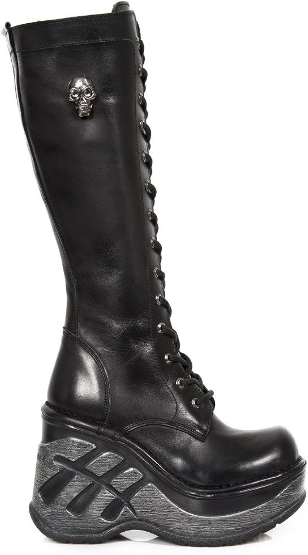 New Rock NR M.SP9811 S1 Black - Boots, Neo cuna Sport, Women