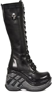 más vendido New New New Rock M.SP9811 S1 Negro - botas, Mujeres  el precio más bajo