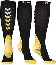 RUNACC Compressie sokken voor vrouwen en mannen 20-30mmHg beste compressie sokken voor hardlopen verpleegkundigen vlucht r...