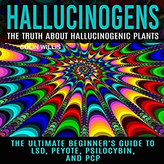 Hallucinogens audiobook cover art