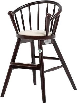 秋田木工 ベビーチェア 幅41.5×奥行53×高さ72cm WN 曲木椅子 日本製 NO.43N WN/ソフトIV