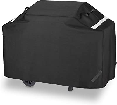 Uniflasy BBQ Cover Heavy Duty Gas Grill Cover for Charbroil Classic 360 3-Burner 463773717 Performance 4 Burner 463377319 463375919 463376018P2 463347418 463361017 463377217