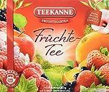 Teekanne Früchtegarten Früchtetee 40 Beutel
