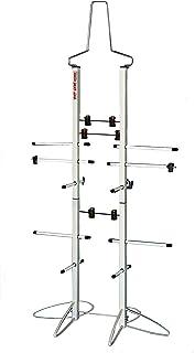 Wet Gear-Hockey Equipment Dryer Rack: Metal Locker Deluxe Model