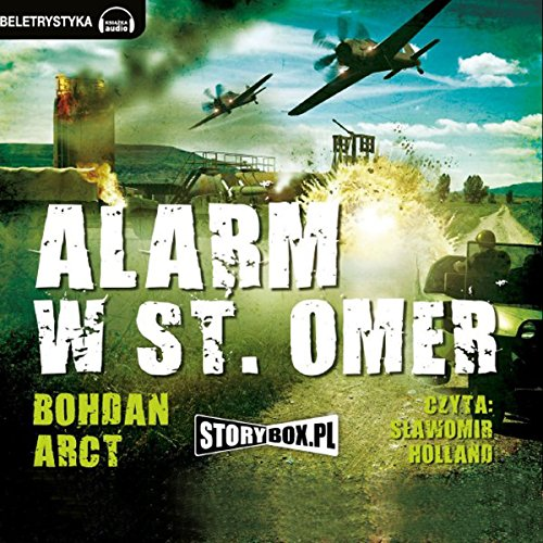 Alarm w St. Omer audiobook cover art