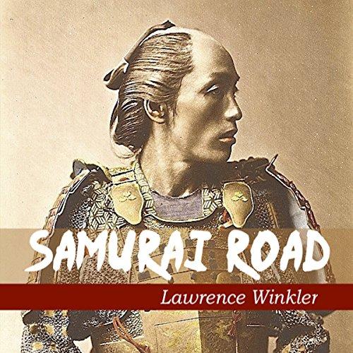 Samurai Road audiobook cover art