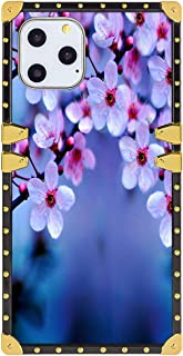Cherry Blossom Wallpaper Cell Phone Case Fits for iPhone 11 6.1 Version