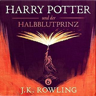 Harry Potter und der Halbblutprinz (Harry Potter 6) Titelbild