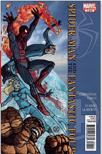 Spider-man fantastic four