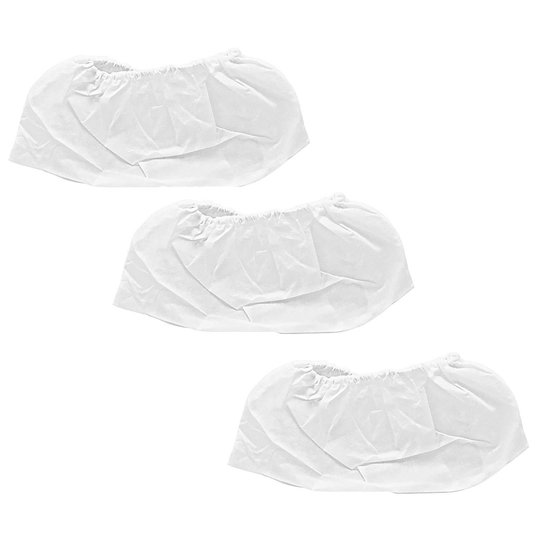 鳥倍率ハリケーンMigavan 3PCS不織布交換用バッグ ネイルアートダストバッグ ネイル吸引ダストコレクターバッグ