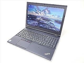 Webカメラ内蔵【Win 10搭載】Lenovo ThinkPad L560 ★第6世代Core i5(2.3GHz)/8GBメモリ/SSD 256GB/最新Office/DVDマルチ/中古パソコン (整備済み品)