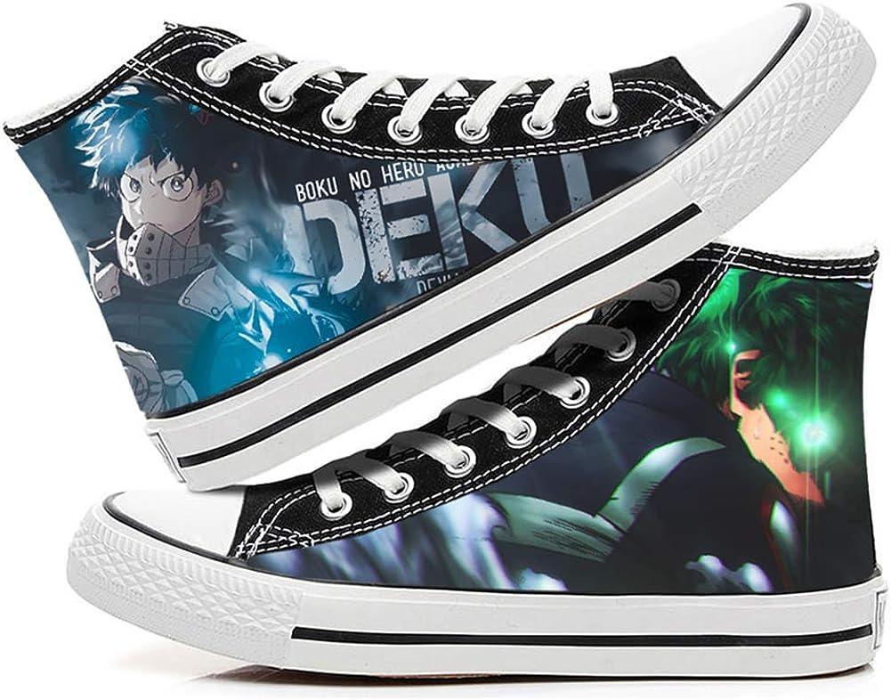 Telacos My Hero Academia New item Izuku Katsuki Cosplay Save money Shoto Shoes Costu