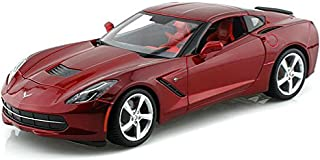 2014 C7 Chevy Corvette Stingray 1/18 Red by Maisto