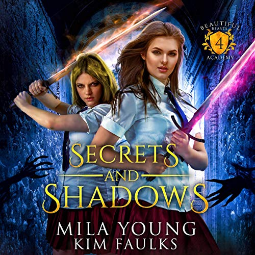 Secrets and Shadows cover art