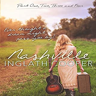 Nashville - Boxed Set Series - Part One, Two, Three and Four audiobook cover art