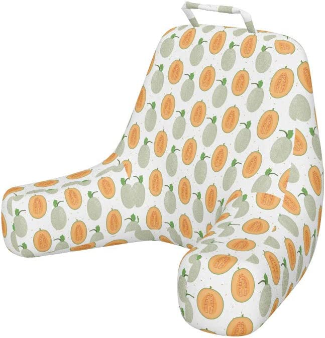 Lunarable Fruit Reading Pillow Cover Spotte Memphis Safety and trust Mall Abstract Continuous