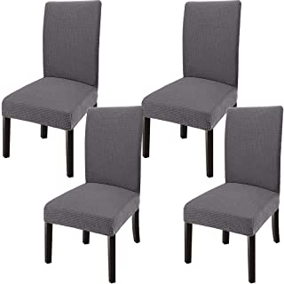 GoodtoU Chair Covers for Dining Room Chair Slipcover Stretch Chair Slipcovers for Dining..