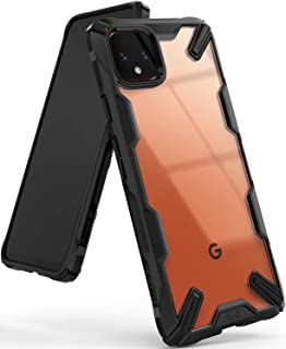 Ringke GPX4-RE-XF-B Mobile Cover For Google Pixel 4 - Black