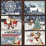 Weihnachten Fenstersticker für Weihnachts und Winter Dekoration