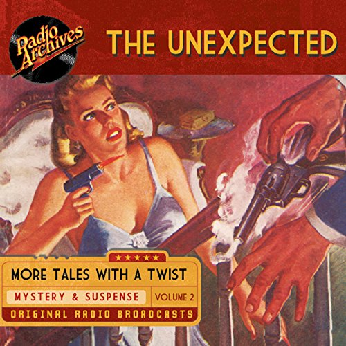 The Unexpected, Volume 2 audiobook cover art