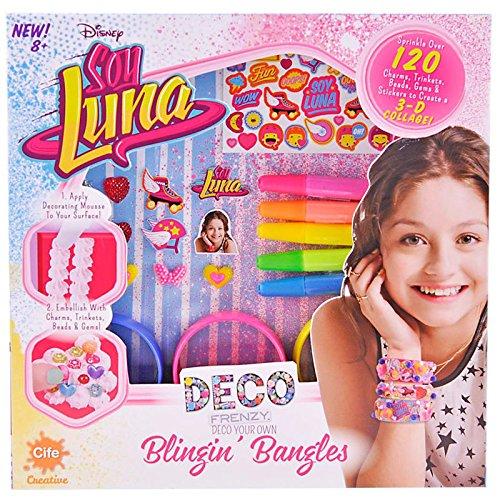 Soy Luna - CREA y Decora Pulseras (Cife 790625)