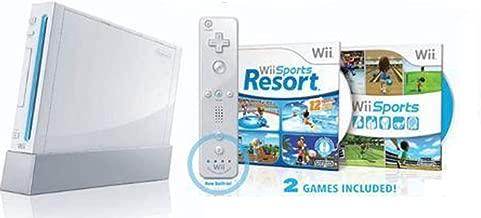 Nintendo Wii Sports & Resort Special Value Edition