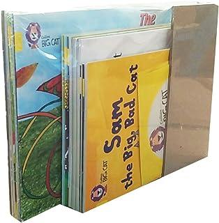 柯林斯大猫 经典黄色系列 SBT Audio Pack Big Cat Yellow Band 3 Pack 英语分级读物
