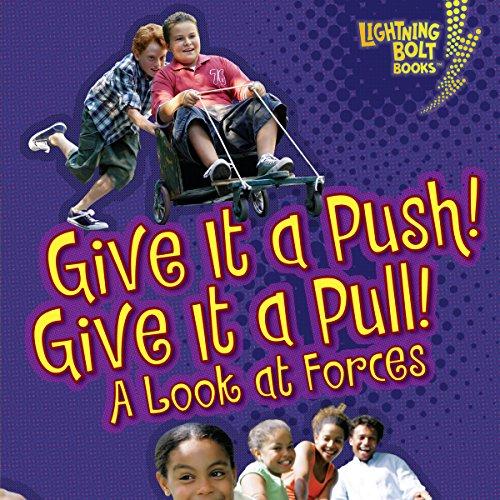 Give It a Push! Give It a Pull! copertina