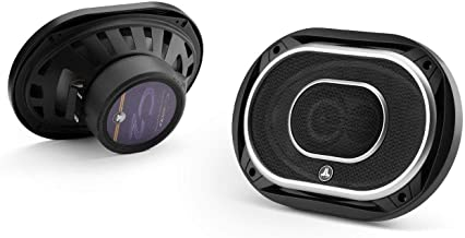 Jl Audio C2-690tx 6x9-Inch 3 Way Speakers with Silk Dome Tweeters