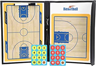 Coaches Basketball Board, Stable Waterproof Basketball Match Board, Basketball Court Display Board, Mildew-Proof for Train...