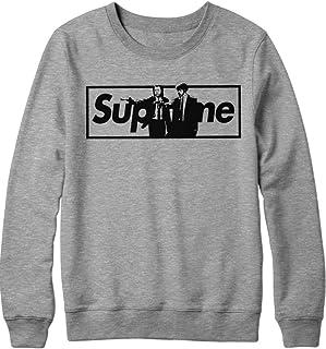 HYPSHRT Hombre Sweatshirt Supreme Leader C000394