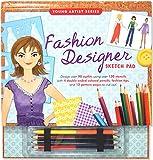 Fashion Designer Sketch Pad (Fashion Sketch Kit) (Young Artist (Peter Pauper Press)) by Mara Conlon (5-Sep-2012) Hardcover