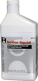 Oatey 30115 Hercules Boiler Liquid Stop Leak, 1-Quart