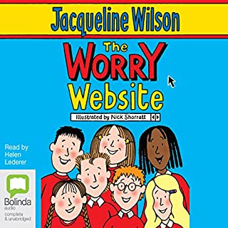 The Worry Website cover art
