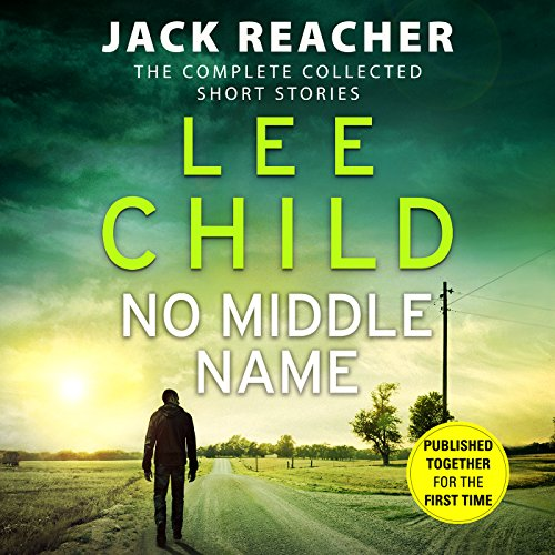 No Middle Name audiobook cover art