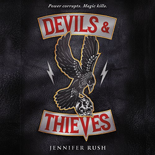 Devils & Thieves audiobook cover art