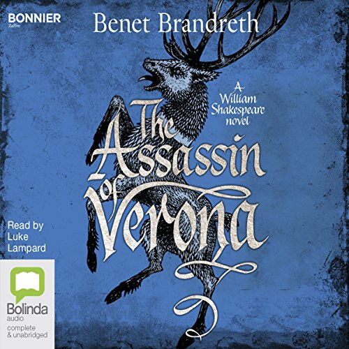 The Assassin of Verona audiobook cover art