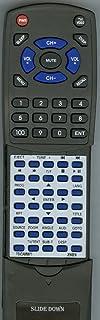 Replacement Remote Control for Jensen AWM970, PSVCAWM970, AWM975