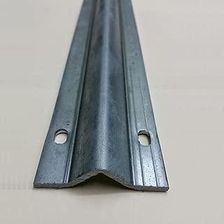 24ft Section Italy V- Track Galvanized Inverted V Track For Sliding Slide Gate