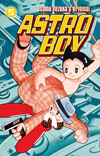 Astro Boy Volume 5 (English Edition)
